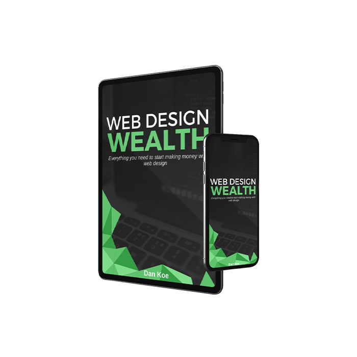 Web Design Wealth Cover
